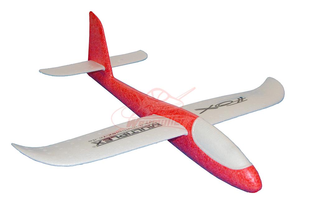 Kit FOX 0,50m blanc - rouge