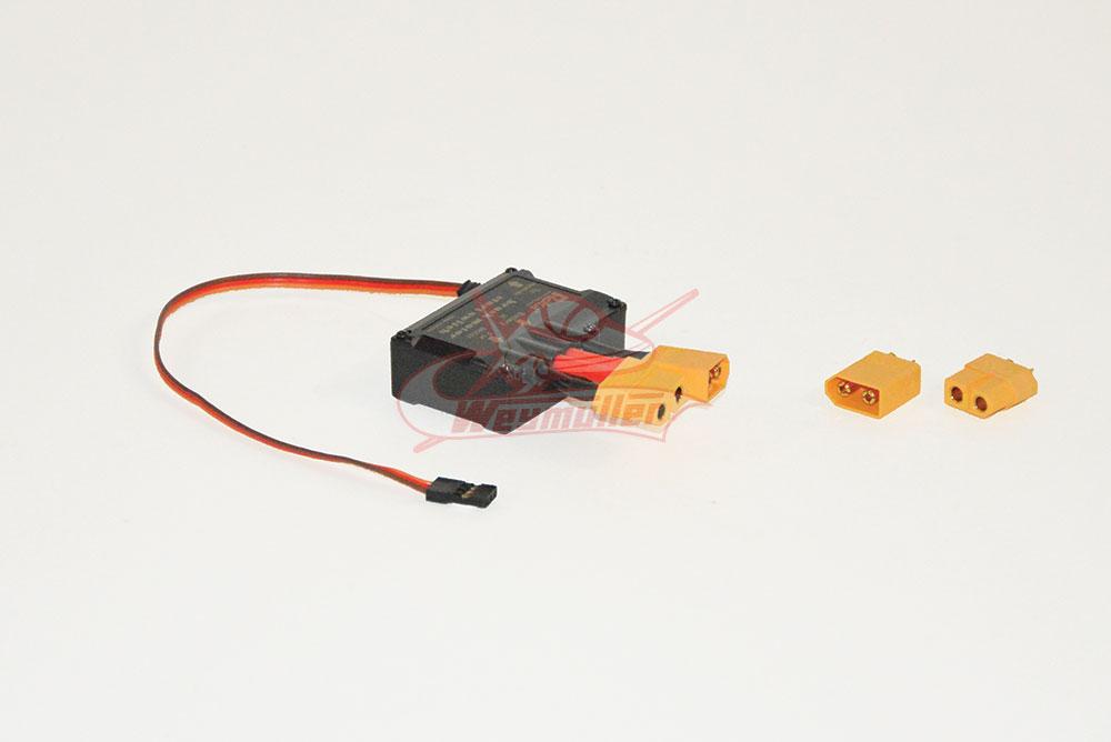 Inter électronique 70A pour démarreur électrique