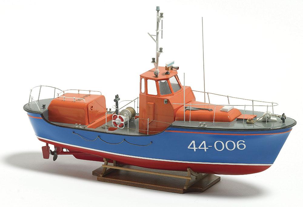 Bateau Royal Navy Lifeboat
