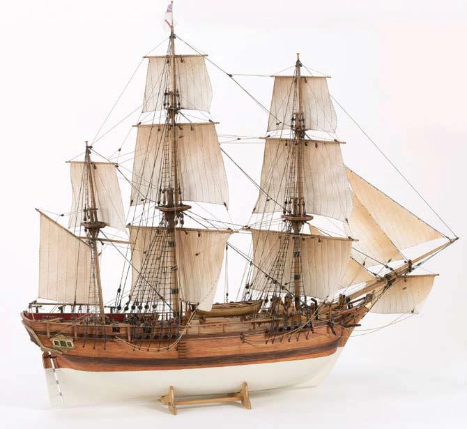 Bateau HMS Bounty