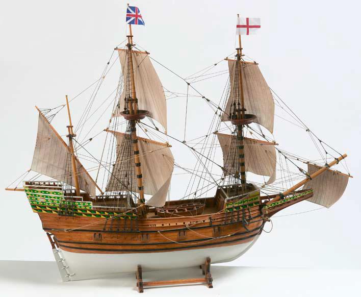 Bateau Mayflower