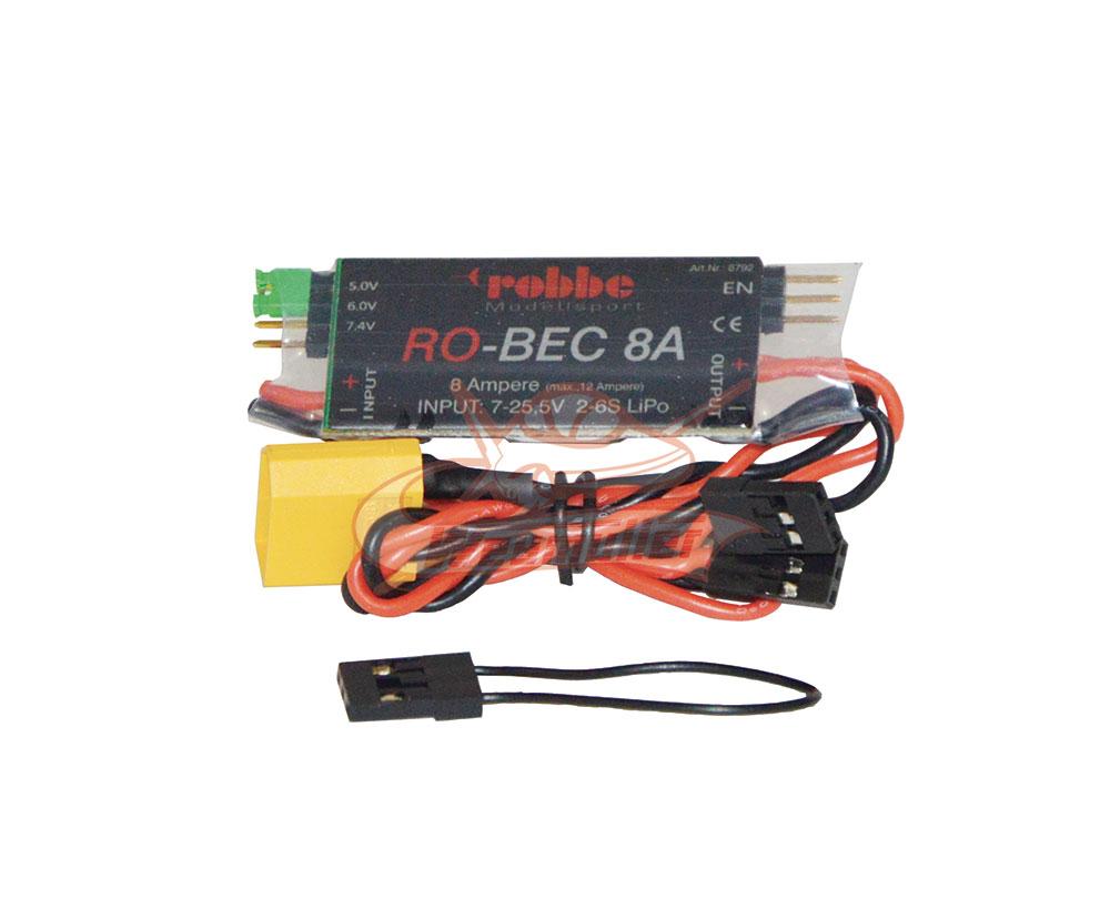 UBEC 8A Robbe