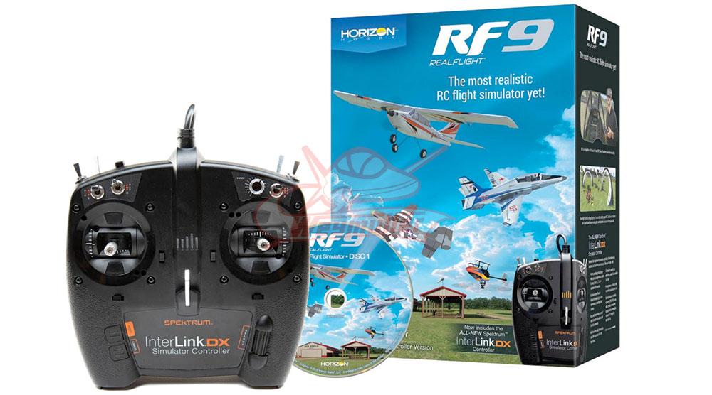 Simulateur Realflight RF9 Horizon Hobby Edition Multi-mode
