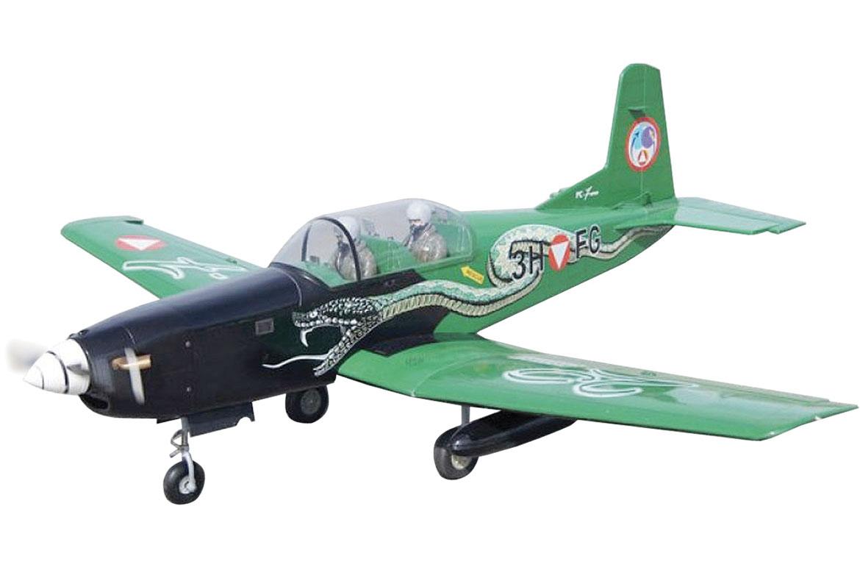 Kit Pilatus PC7 Austria ARF 1,50m