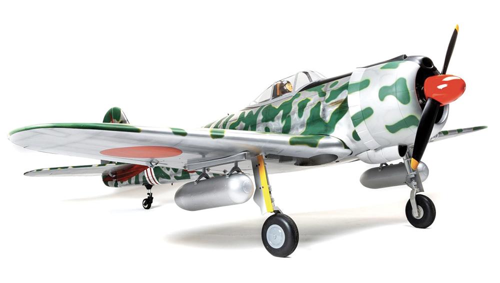Kit Ki-43 Oscar 50-60cc 88'' ARF 2,23m