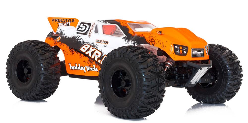 Monster BXR.MT Brushless avec batterie et chargeur 1/10 - EDITION 20e Anniversaire