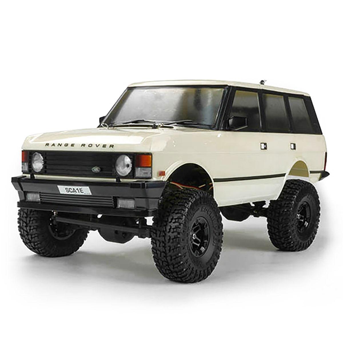 Crawler SCA-1E Land Range Rover 1981 1/10