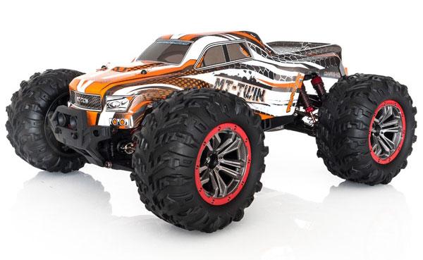 Monster Truck MT TWIN RTR 4x4 1/10ème FUNTEK
