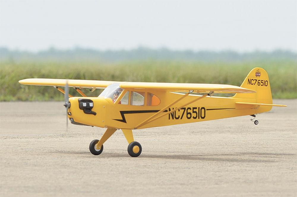 Piper Cub J3 1,95m ARF