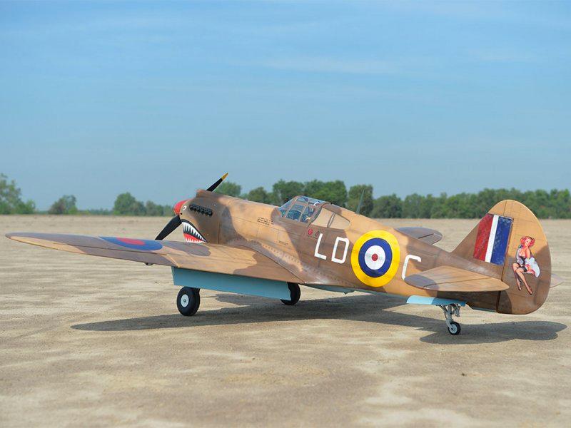 P40C Tomahawk ARF 2,27m