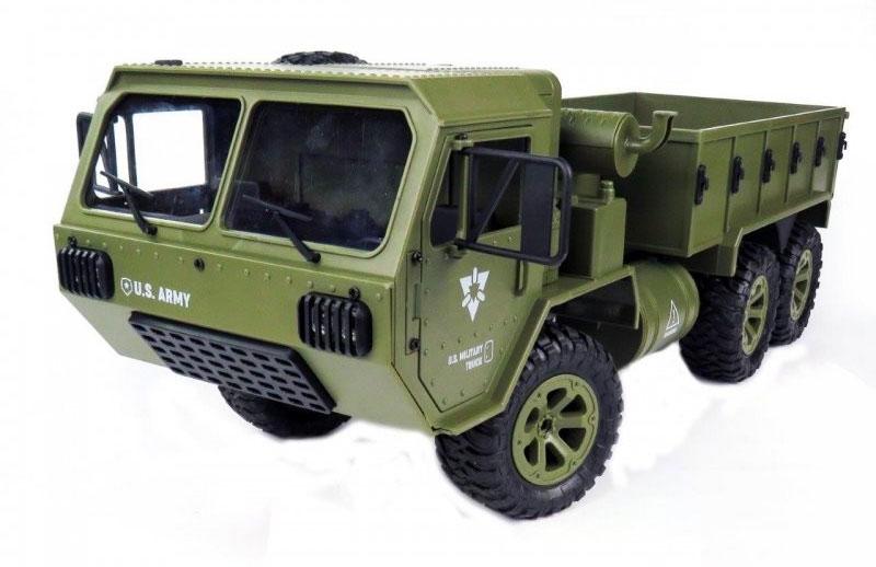 Truck U.S. Military 2,4GHz 1/12