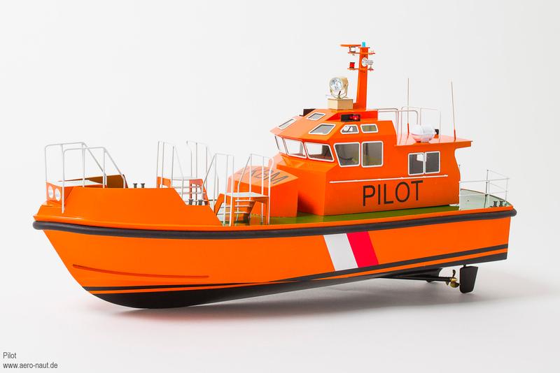 Pilot 715mm