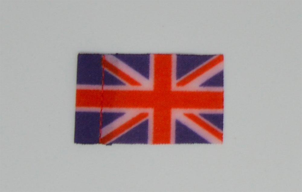 Pavillon Grande-Bretagne. 20 x 30 mm. 10 pièces