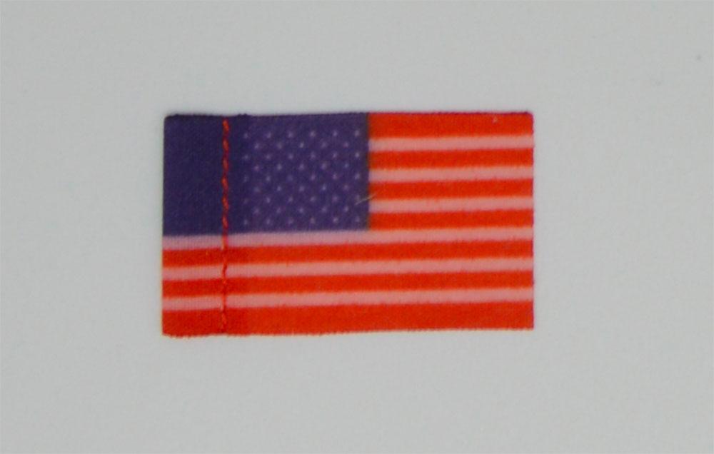 Pavillon USA. 20 x 30 mm. 10 pièces