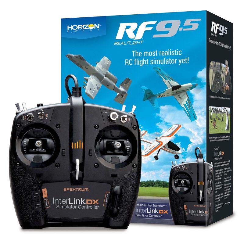 Simulateur Realflight RF9.5 Horizon Hobby Edition Multi-mode