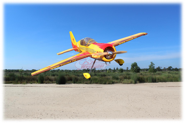 Yak 54 35~40cc ARF 1,85m