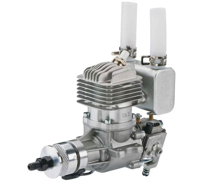 Moteur essence 2 temps DLE-20RA - DLE Engines