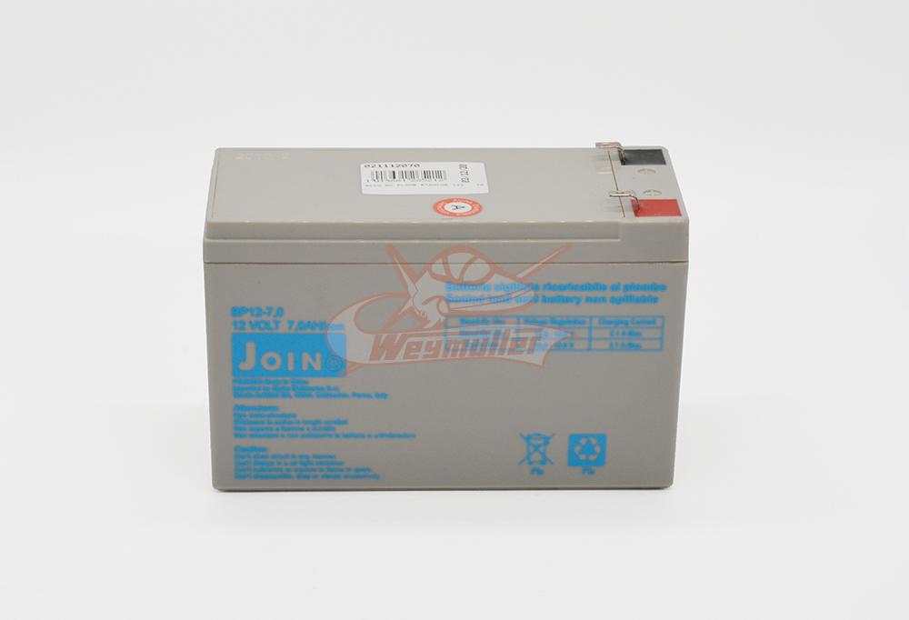 Batterie au plomb<br>12V 7A