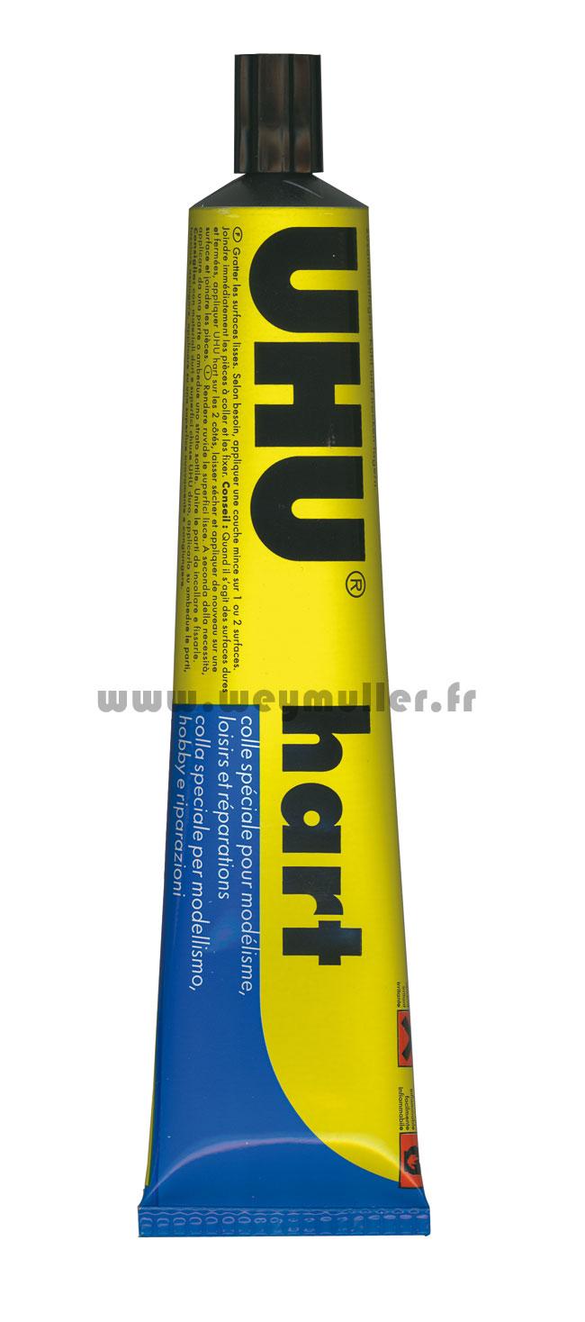 Colle Uhu Hart pour le bois 125ml