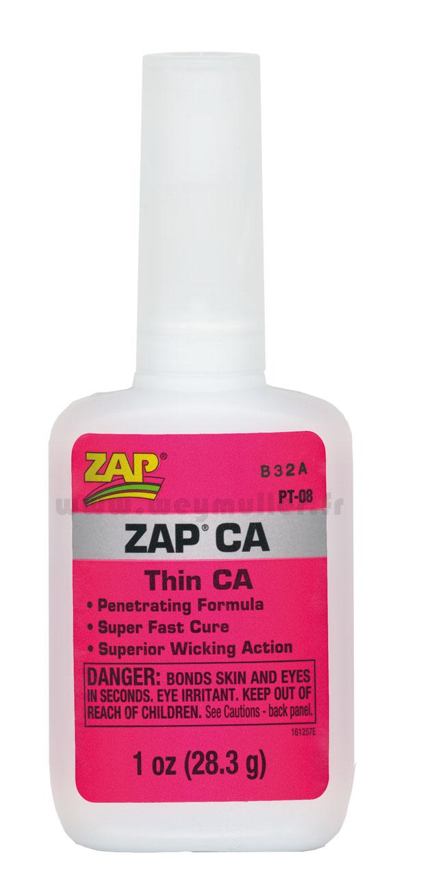 Colle ZAP cyano très fluide 28g