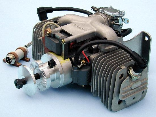 moteurs thermiques    zenoah  titan    moteur zenoah g82 pu