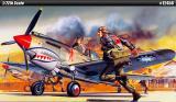 P-40B CURTISS TOMAHAWK 1/72