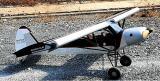Shock Cub 35-50cc 102\'\' Argent 2,6m