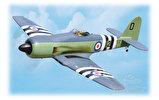 Kit Sea Fury ARF 1,46m