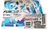 Décoration Funcub NG bleu