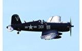 FMS Corsair F4U-4 Blue 1,40 m(V3) PNP kit