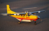 Cessna 208 Grand Caravan 1,70m jaune